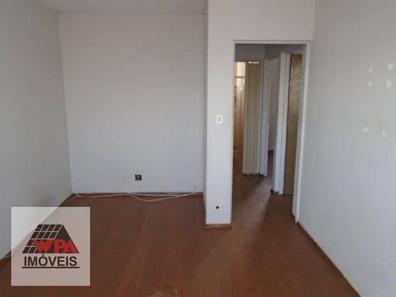 Apartamento Residencial Para Locação, Vila Breda, Santa Bárbara D