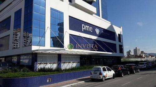 Sala Comercial Com 29m² - Sa0598