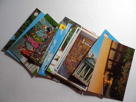 Lote Postales Paraguay Años 80