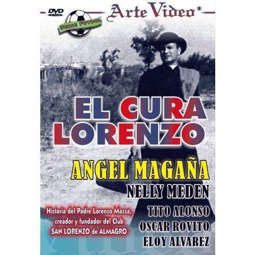 El Cura Lorenzo - Angel Magaña - Nelly Meden - Dvd Original