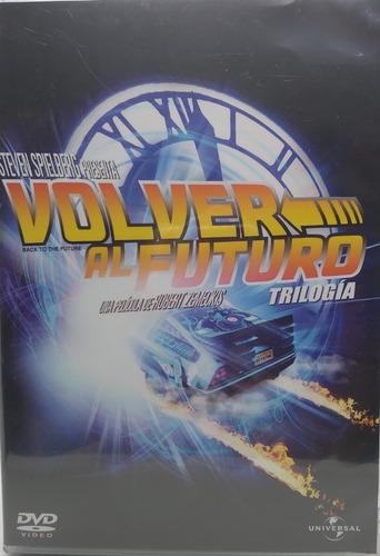 Imagen 1 de 1 de Pack Volver Al Futuro - Trilogía - Cinehome - Originales