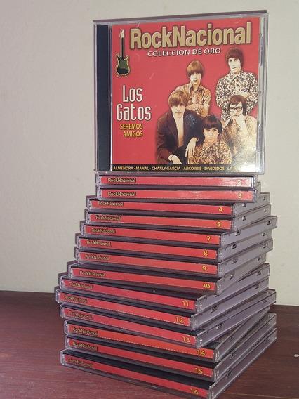 Rock Nacional 15cds - Coleccion De Oro Revista Noticias