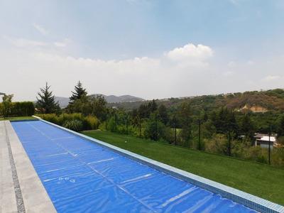 Er1031.-un Refugio Monumental Vista Al Campo De Club De Golf, Real De Hacienda.