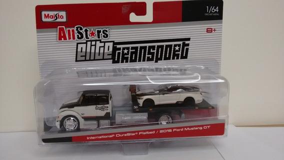 Maisto Elite Transport International Durastar Flatbed