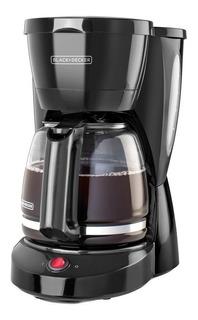 Cafetera Black+Decker CM0941B Negra 220V