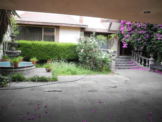 Residencia En Venta En Jardines Del Pegregal