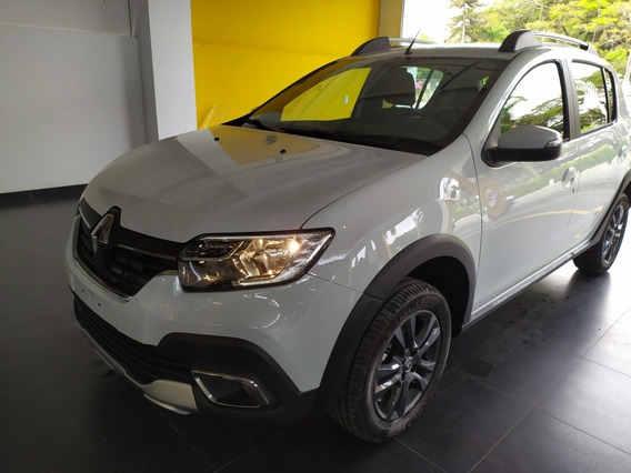 Renault Sandero Stepway Automático Zen Cvt