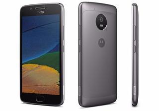 Smartphone Motorola Moto G5, 5.0 Ips, 1080x1920, Android 7.