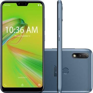 Smartphone Asus Zenfone Max Plus M2 32gb Lacrado Tela 6,2 Nf