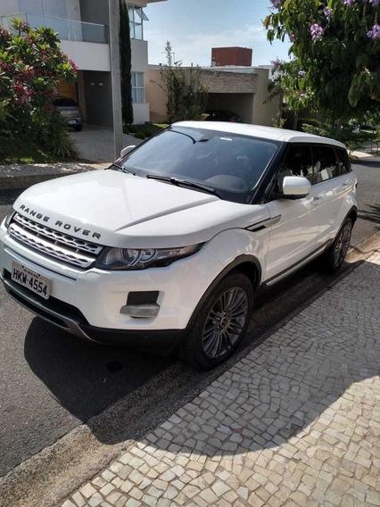 Evoque Range Rover