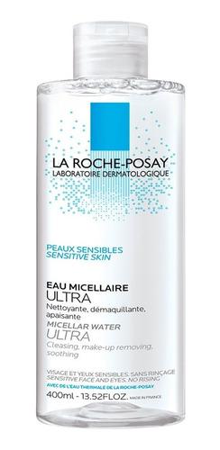 Solução Micelar Eau De Micellaire Ultrala Roche-posay - Demaquilante 400ml