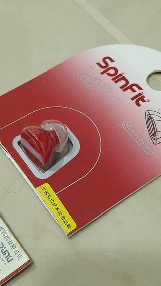 Spinfit Cp 240 M Borracha Para Fone In Ear Monitor De Palco
