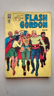 Gibi Hq Flash Gordon Número 3 Ano 1971 Paladino E809