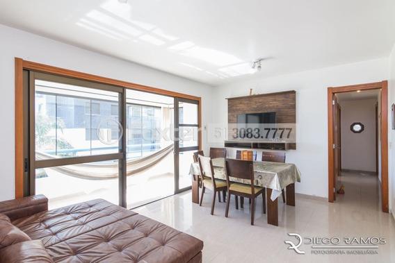 Apartamento, 3 Dormitórios, 88.66 M², Cristal - 143492