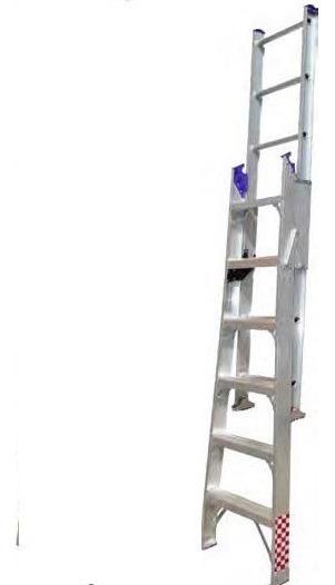 Escalera Convertible Doble 13 Peldaños