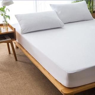 Muebles Sofá Cubierta Cama Color Sólido Tejido Non Tejido Cu