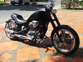 Honda Shadow Vlx600 Negro
