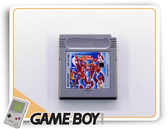 Nba All-stars Challenge Original Nintendo Game Boy
