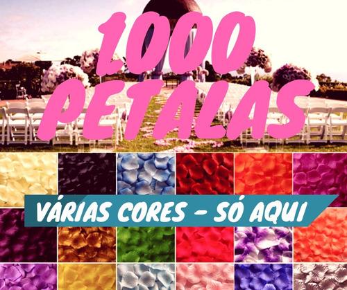 1000 Pétalas De Rosa Artificias Decoração  Promoção
