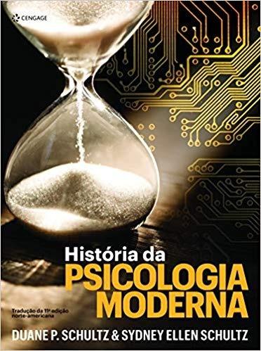 História Da Psicologia Moderna - Novo - 2019 - Lacrado