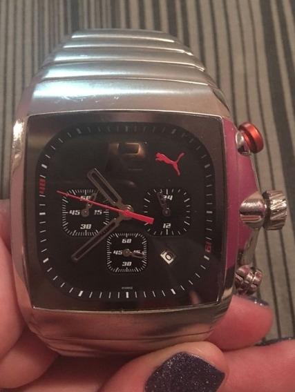 Relógio Pulso Puma 50mm Conserto Reaproveitamento Peças