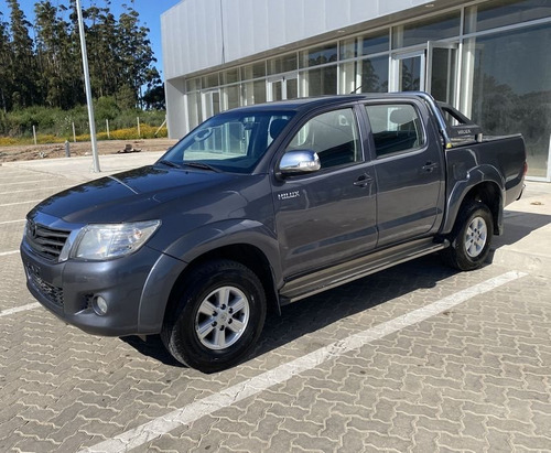 Toyota Hilux Doble Cabina 2.7 Sr Full 2.7 2014