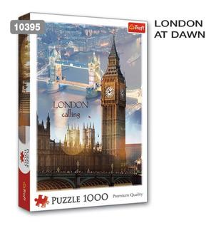 Trefl Puzzle Londres Rompecabeza 1000 Pzs 10395 Envio Full