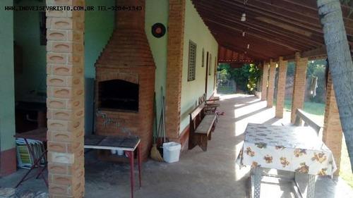 Chácara Para Venda Em Limeira, Pires De Baixo, 1 Dormitório, 1 Banheiro, 10 Vagas - 1934_1-778691