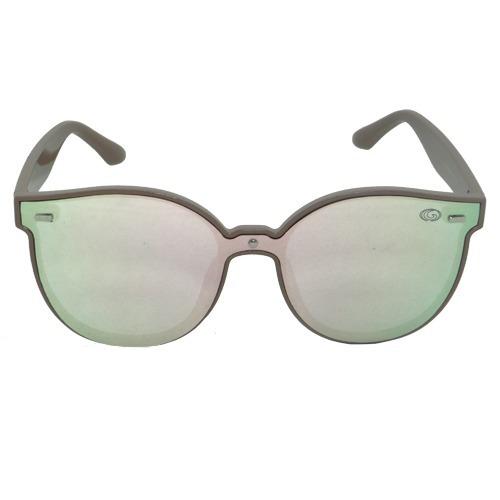 Óculos De Sol Quadrado Rosa Geror 02271 Desconto 30%