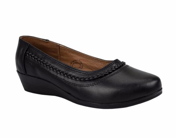 Zapato Confort Shosh 208 ~ Mujer Piel ~ Envío Gratis ~132458