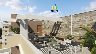 Hermosos Apartamentos En San Isidro Nuevos A Estrenar