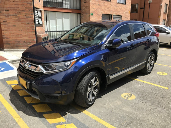 Honda Cr-v City Plus Modelo 2017