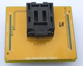 Adaptador Para Gravador De Eprom Adp-mach4000-tq100