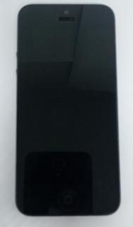 Apple iPhone 5 32gb Preto C/ Defeito S/ Garantia