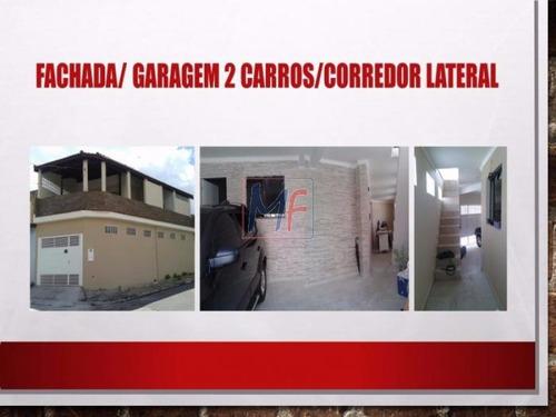 Imagem 1 de 6 de Ref 8240 Lindo Sobrado Com 3 Dormitórios (suíte) , 2 Vagas Vila Formosa. - 8240