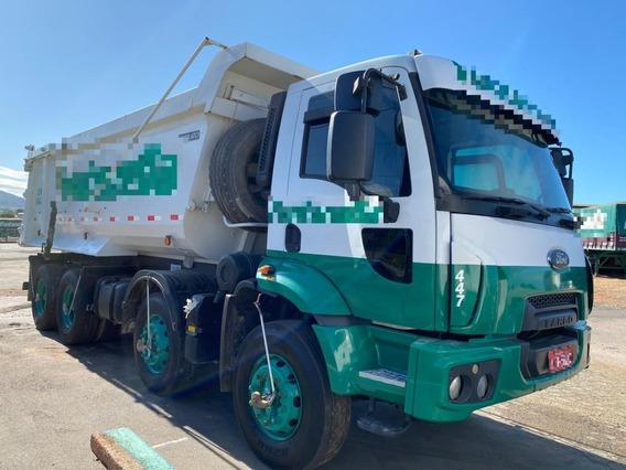 Cargo 2629, 4 Eixo, Caçamba
