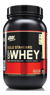 Whey Gold Standard Isolado 900gr 2lbs - Optimum Nutrition