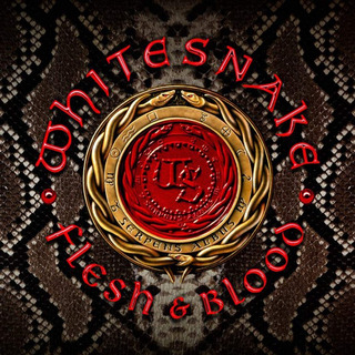 Whitesnake Flesh And Blood Cd Nuevo Original En Stock