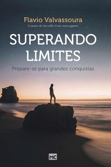 Livro Flávio Valvassoura - Superando Limites
