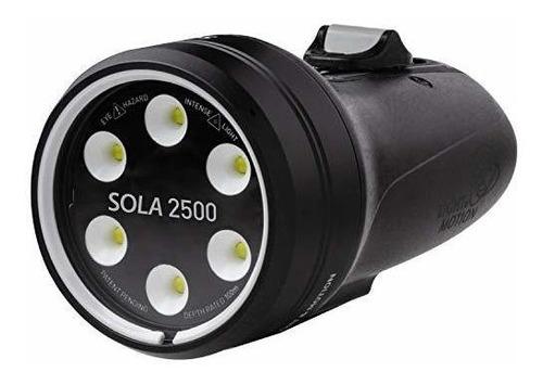 Video De Luz Y Movimiento Sola 2500 F