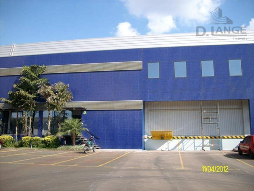 Galpão Para Alugar, 2336 M² Por R$ 53.273/mês - Techno Park - Campinas/sp - Ga0372