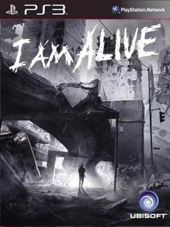 I Am Alive Ps3 Original -play Perú