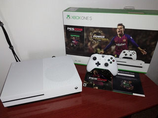 Xbox One S 1 Tb + Pes 2019/2020
