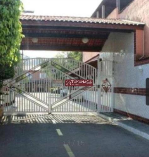 Sobrado À Venda, 120 M² Por R$ 350.000,00 - Vila Continental - São Paulo/sp - So0983
