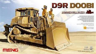 Meng 1/35 D9r Bulldozer Acorazado + Set Track Friulmodel