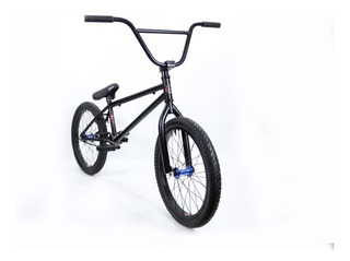Bicicleta Bmx Fad - ¡liviana Y Resistente! - Freestyle Negra