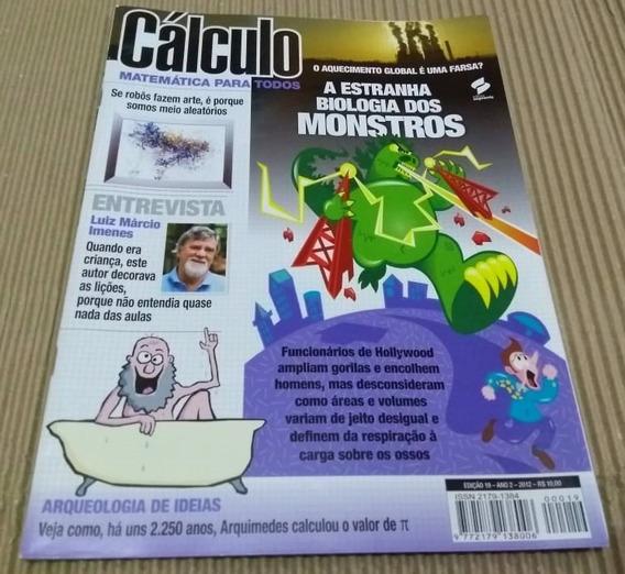 Revista Cálculo - Matemática Para Todos - Nº 19