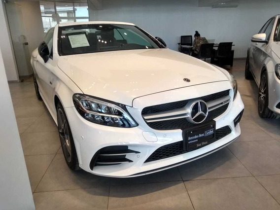 Mercedes Benz C43 Convertible Demo Blanco 2019
