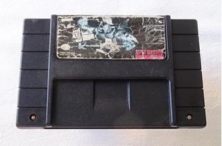 Killer Instinct Cartucho Negro Para Super Nintendo 1995 Rare
