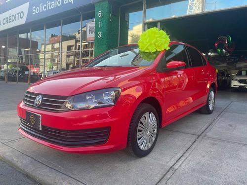 Imagen 1 de 10 de Volkswagen Vento 2020 1.6 Starline Mt